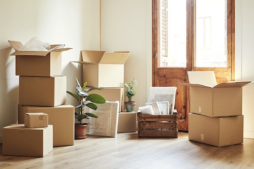 15 creative ways to find boxes for your move
